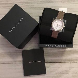 Marc Jacobs | Riley Leather Women's Watch